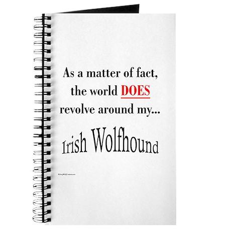 Wolfhound World Journal