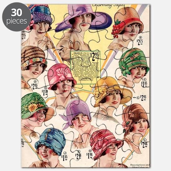 20s hats Puzzle