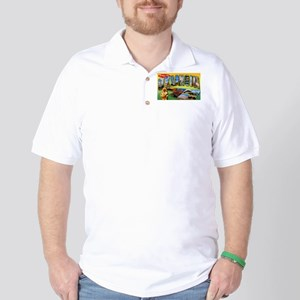 Oklahoma Greetings Golf Shirt