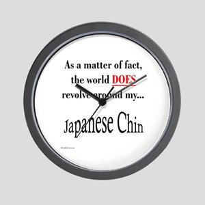 Chin World Wall Clock