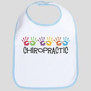 Chiropractic Hands Bib