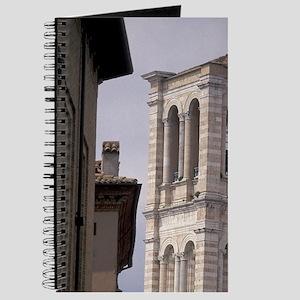 And colorful housesia, Romagna, Ferrara, D Journal