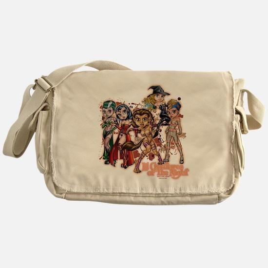 LilCreaturesT Messenger Bag
