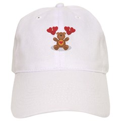 Teddy Bear Baseball Cap