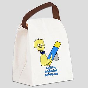 agilitylab1 Canvas Lunch Bag