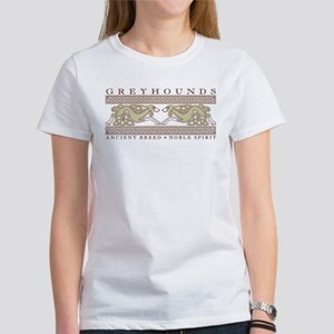 Hounds and Knotwork Women's T-Shirt