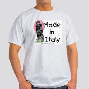 made-in-italy-pink Light T-Shirt