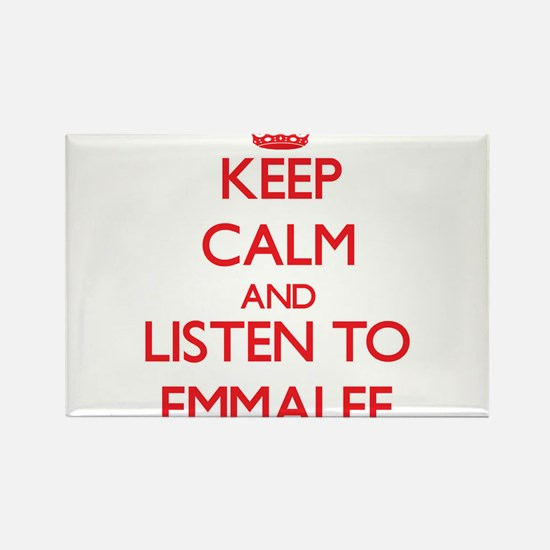 Keep Calm and listen to Emmalee Magnets
