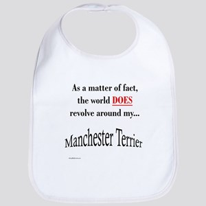 Manchester World Bib