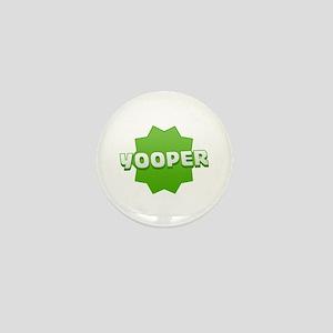Yooper Badge Mini Button