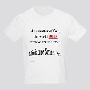 Schnauzer World Kids T-Shirt