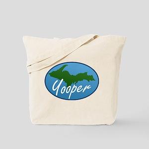 Yooper Blue Tote Bag