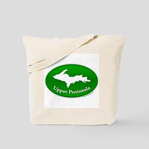 Yooper Badge Tote Bag
