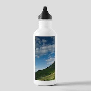 Maloviste Village. Old Stainless Water Bottle 1.0L