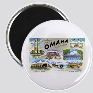 Omaha Nebraska Magnet