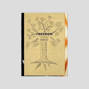FreedomTree-LGPSTR 5'x7'Area Rug