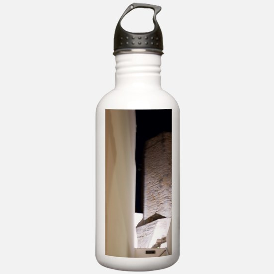 Which was built as a f Water Bottle
