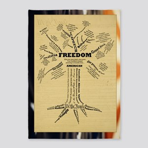 FreedomTree-LG 5'x7'Area Rug