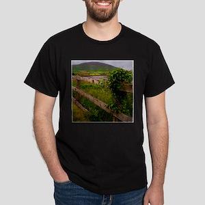 Irish Landscape Dark T-Shirt