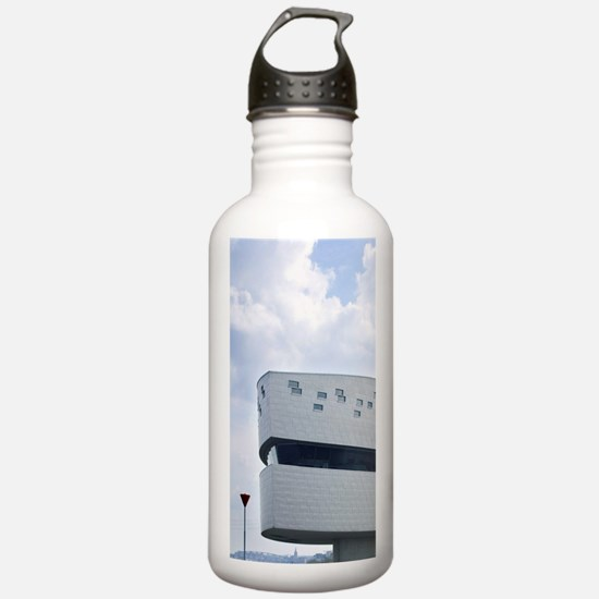 Control Tower at the i Water Bottle
