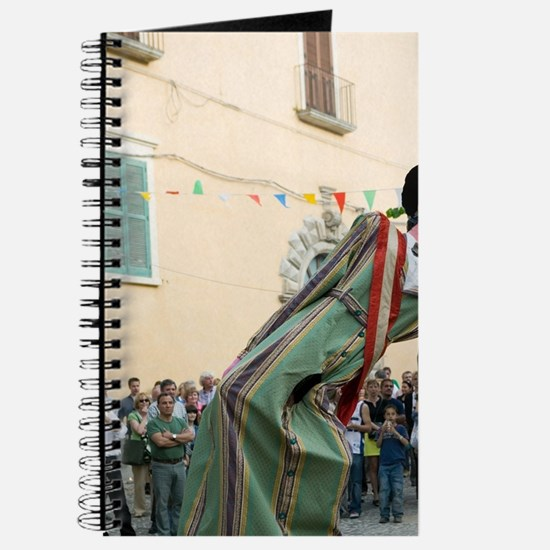 TROPEA: Calabrian Folk Dancing Festival (N Journal