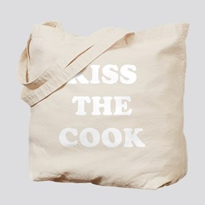 2000x2000kissthecook2clear Tote Bag
