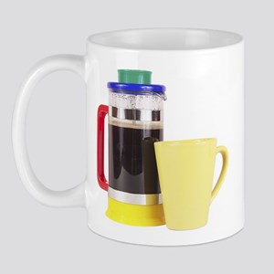Coffee Press Mug