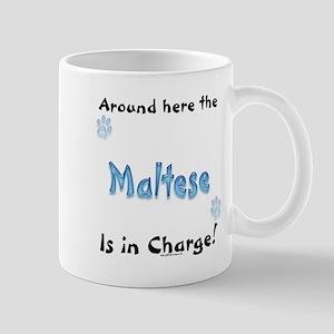 Maltese Charge Mug