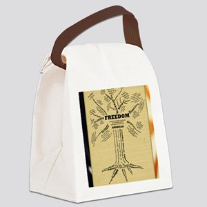 FreedomTree_9x12 Canvas Lunch Bag