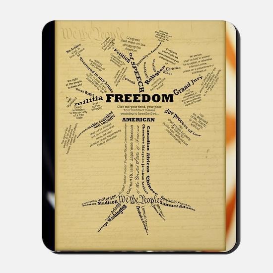 FreedomTree_9x12 Mousepad
