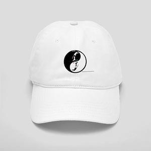 Penguin Yin Yang Baseball Cap