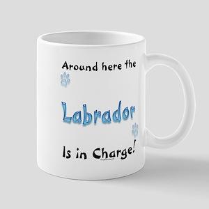 Labrador Charge Mug