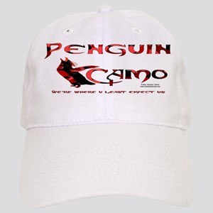 Penguin Camo Baseball Cap