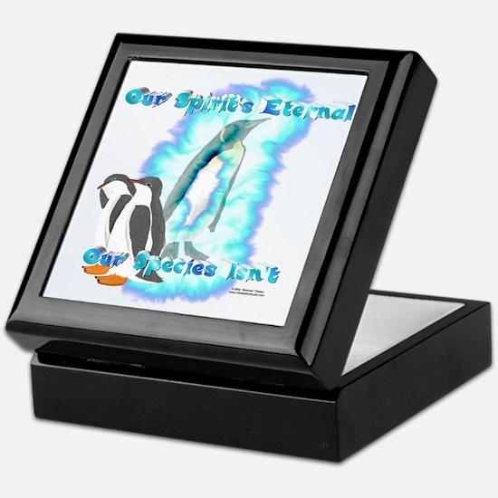 Penguin Spirit Keepsake Box