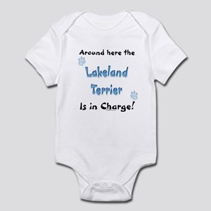 Lakeland Charge Infant Bodysuit
