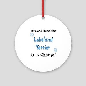 Lakeland Charge Ornament (Round)