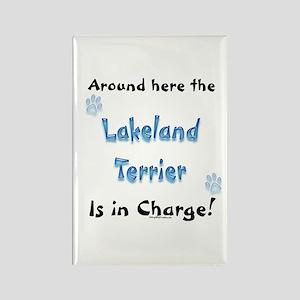 Lakeland Charge Rectangle Magnet