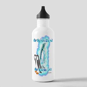 Penguin Spirit Stainless Water Bottle 1.0L