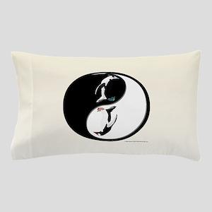 Penguin Yin Yang Pillow Case