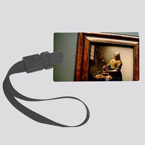 Rijksmuseum, best collection of  Large Luggage Tag