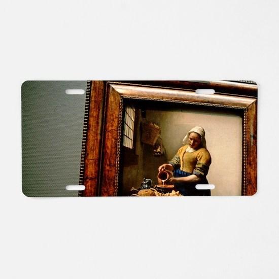 Rijksmuseum, best collectio Aluminum License Plate
