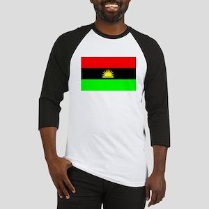 Biafran flag Baseball Jersey