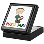 Autistic Boy Keepsake Box