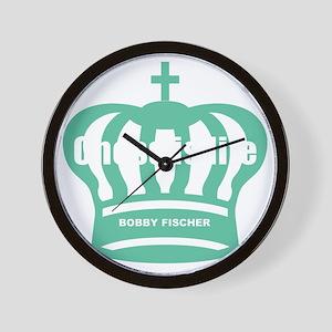 Fischer-Life-White Wall Clock
