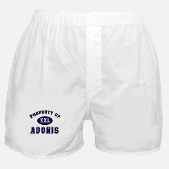 Property of adonis Boxer Shorts