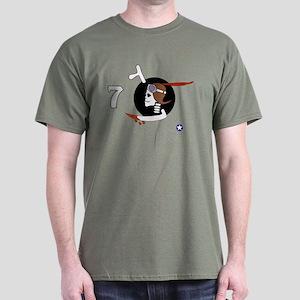 P-40 Nose Art Dark T-Shirt
