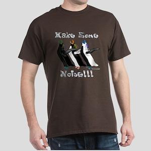 Noisy Penguins Dark T-Shirt