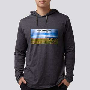 Great Sand Dunes National Park a Mens Hooded Shirt