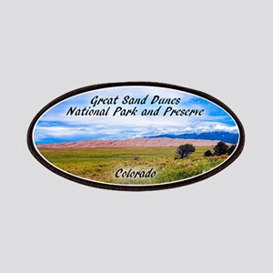 Great Sand Dunes National Park and Preserve Patch