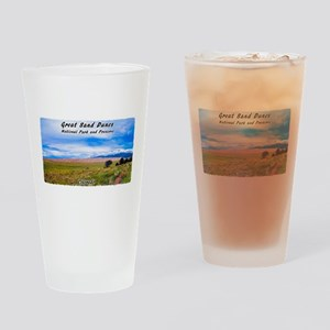 Great Sand Dunes National Park and Drinking Glass